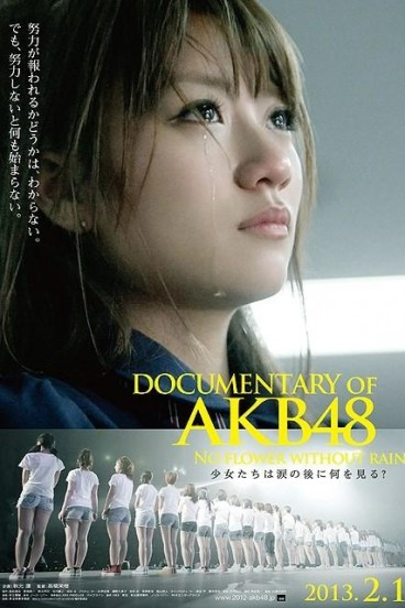 Documentary of AKB48 No Flower Without Rain (2013)