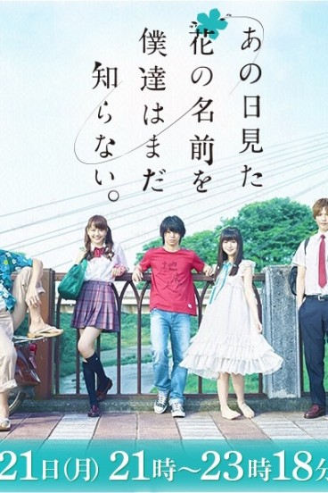 Anohana The Flower We Saw That Day  (2015)