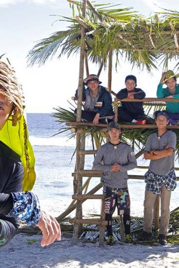 Law of the Jungle in Cook Islands (2017)
