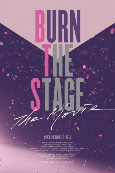BTS: Burn the Stage the Movie (2018)